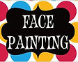face, painting, child, party, event, Cassie, Wright, fort worth, painting, dallas,