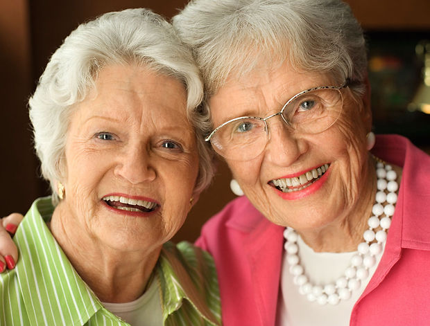 Seniors Housing Features