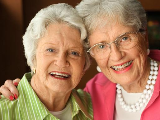Gamle danske kvinder er de lykkeligste