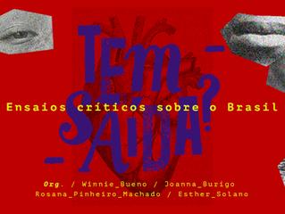 Tem saída? Livro discute democracia à brasileira