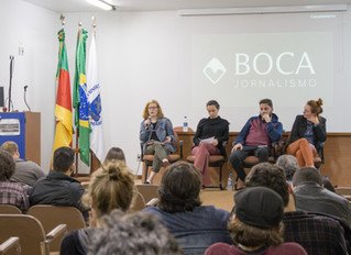 BOCA Jornalismo convida: a comunicação alternativa em Santa Maria