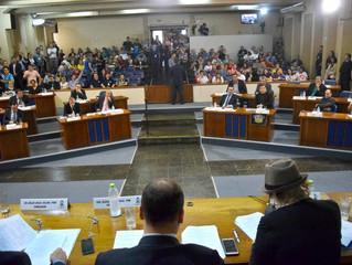O que é assunto na Câmara? O panorama dos debates nas sessões ordinárias da Câmara de Vereadores