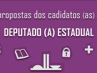 O que prometem os candidatos a deputado estadual em Santa Maria?