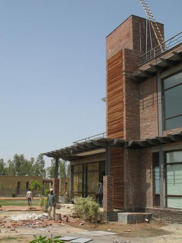 The J. Singh House