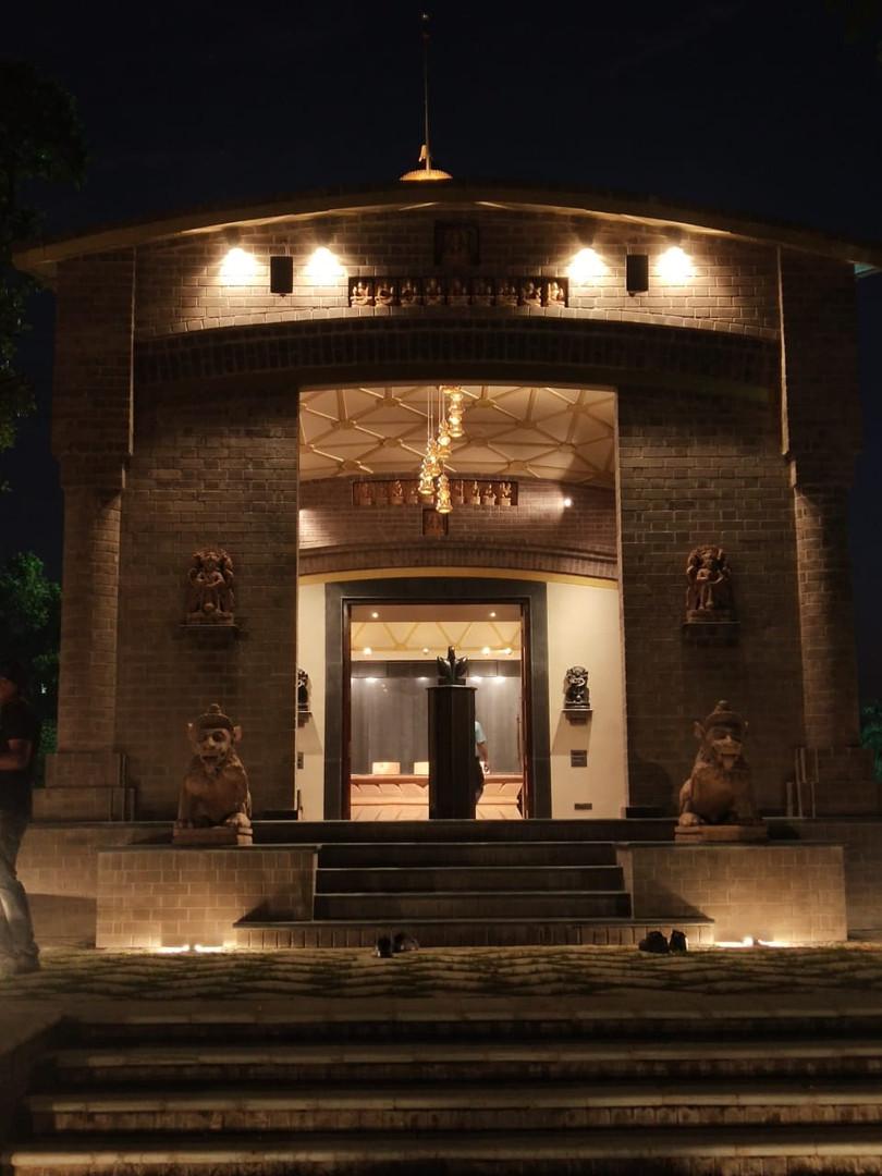 Jagannath Temple at Angul