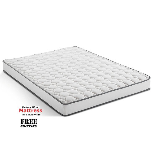 """7"""" Innerspring Mattress Bed in Box FREE SHIPPING"""