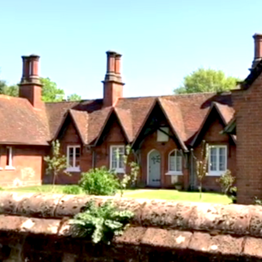 The Alms Houses