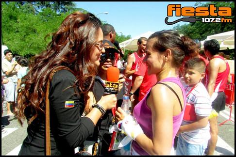 1ra Carrera Colombiana por la Integración, 2013