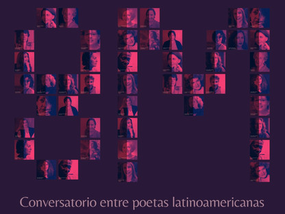 8M Conversatorio entre Poetas Latinoamericanas