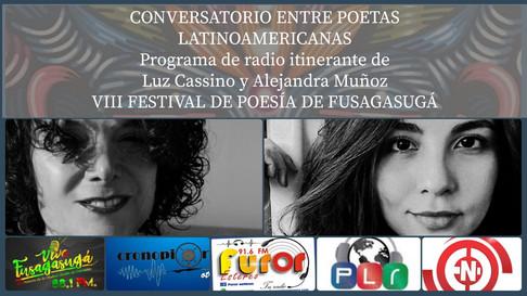 Conversatorio entre Poetas Latinoamericanas, 2020