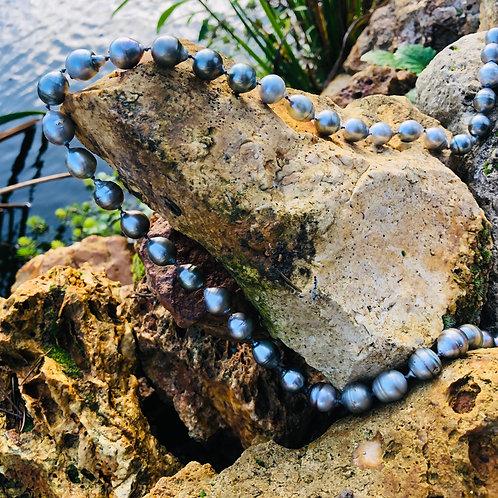 sautoir perles de tahiti creaperles shamani