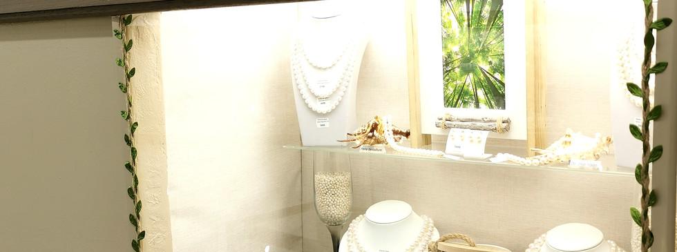perles blanches paris shamani