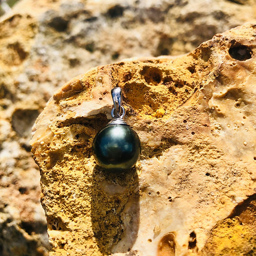 pendentif perle tahiti