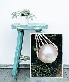 pendentif australie blanche diamants
