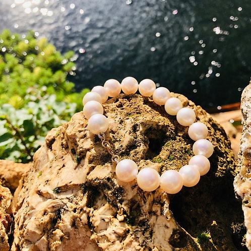 braceler perles eau douce