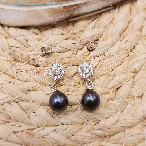 boucles d'oreilles perles shamani perles paris