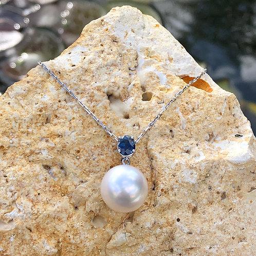 pendentif perle d'australie shamani