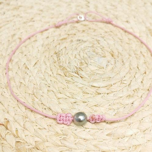 collier cordon perle de tahiti shamani paris creaperles