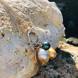 sautoir perles shamani creaperles