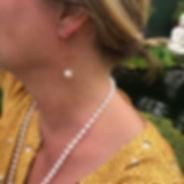 parure perles