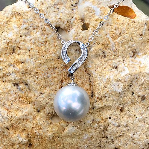 pendentif perle d'australie