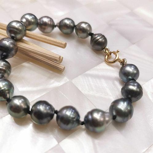 Bracelet perles de culture de Tahiti