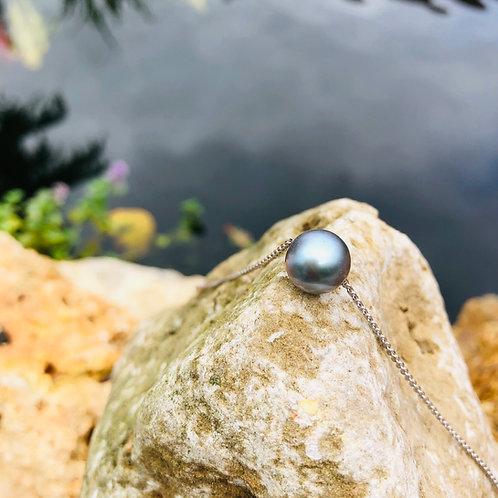 perle de tahiti sur chaine
