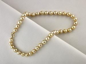 Les perles de culture des Mers du Sud sont de véritables splendeurs de l'océan