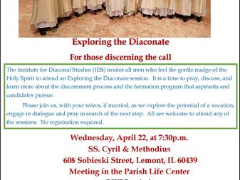 Institute for Diaconal Studies