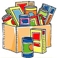 Food Pantry Collection Stopped