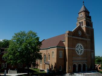 Sunday Tri-Parish 5PM Mass at St. Cyril's