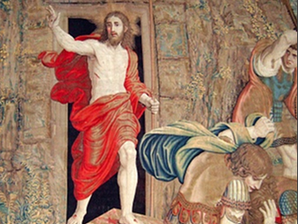 Easter Sunday of the Resurrection of the Lord: John 20:1-9