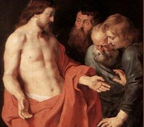 Second Sunday of Easter: John 20:19-31