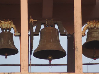 WHY ARE THE BELLS RINGING??