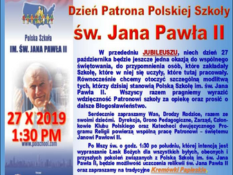 St. John Paul II Day