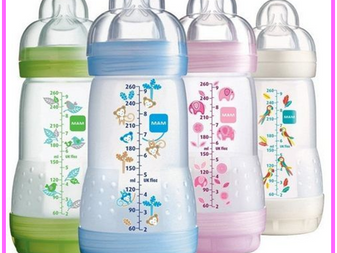 Baby Bottle Project