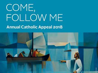 2018 Annual Catholic Appeal