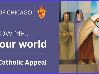Please Make Your Gift to the 2020 Annual Catholic Appeal