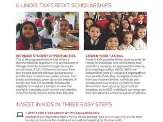 Tax Credit Scholarships
