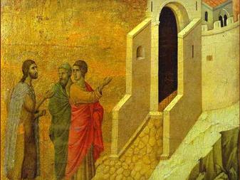 Third Sunday of Easter: Luke 24:13-35