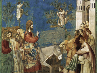 Palm Sunday of the Passion of the Lord: Matthew 21:1-11