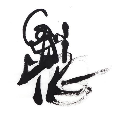 Connaître calligramme calligraphie d'un mot ©yvesdimier