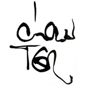 Chanter calligramme calligraphie d'un mot ©yvesdimier