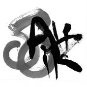 Savoir calligramme calligraphie d'un mot ©yvesdimier