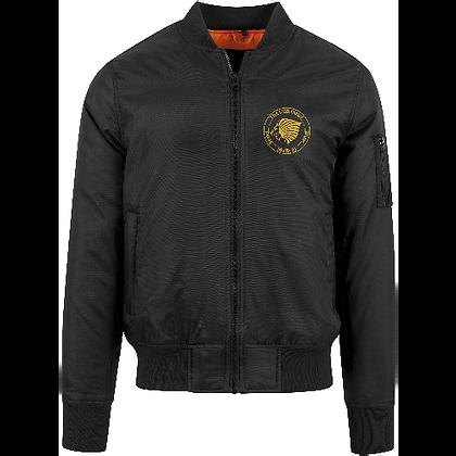 The Lion Head Bomber Jacket