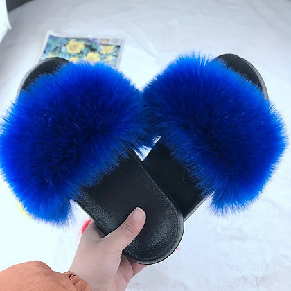 Fur - Indoor / Sandals - Slippers Size 36-45