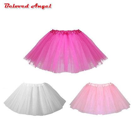 Baby Tutu Skirts Kids Tulle Puffy Mini Skirts