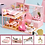 Thumbnail: Cutebee DIY DollHouse Wooden Doll Houses Miniature Dollhouse Furniture Kit