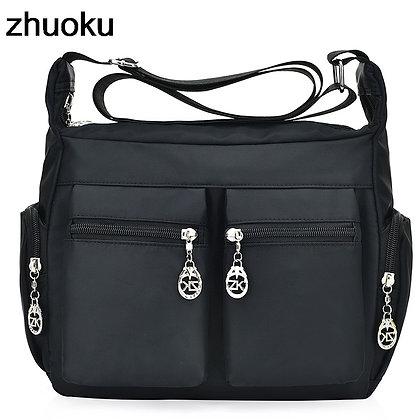 Hot Sale Shoulder Bag Waterproof Nylon /Crossbody Bags Sac a Main Bolsa Feminina