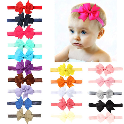 Bow Knot Hairband for Newborn / Toddlers